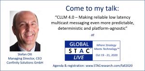 Stefan Ott: Come to my talk